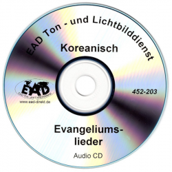 Koreaans, CD, Gospelsongs