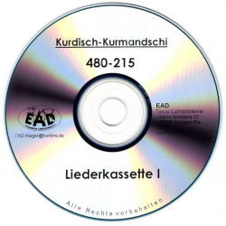 Koerdisch-Kurmanji, CD, Gospelsongs