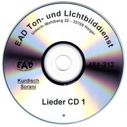 Koerdisch-Sorani, CD, Liederen (1)