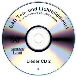 Koerdisch-Sorani, CD, Liederen (2)