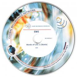Ewe, CD, Woorden van Leven (2)
