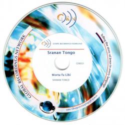Sranan Tongo, CD, Woorden van Leven
