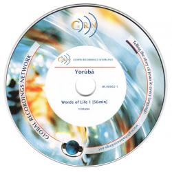 Yoruba, CD, Woorden van Leven (1)