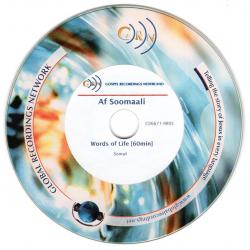 Somali: Af-ashraaf, CD, Woorden van Leven