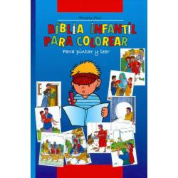Kinderbijbel met kleurplaten, Spaans