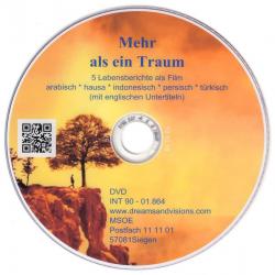 Meertalig, DVD more then dreams