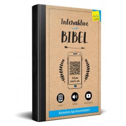 Duits, Bijbel, Hoffnung für alle, Interactief, Klein formaat, Paperback