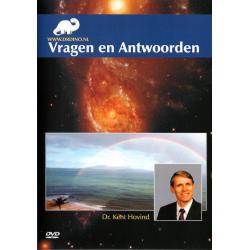 DVD,  Vragen en antwoorden, Dr. E. Kent Hovind, Meertalig