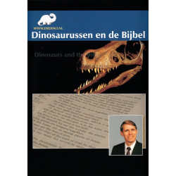 Engels-Nederlands, DVD, Dinosaurussen en de Bijbel, Dr. E. Kent Hovind