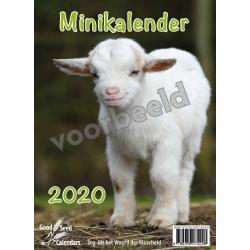 Nederlands, Kalender, Minikalender Dieren