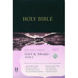 Engels, Bijbel, KJV, Groot formaat, Harde kaft
