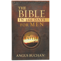 Engels, The Bible in 366 Days for Men of Faith, Angus Buchan