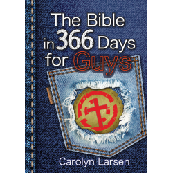 Engels, The Bible in 366 days for boys, Carolyn Larson