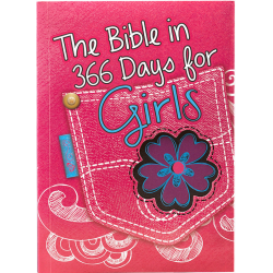 Engels, The Bible in 366 days for girls, Carolyn Larson