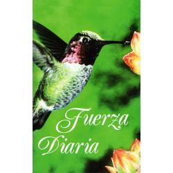 Spaans, Brochure, Dagelijkse sterkte