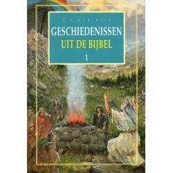 Nederlands, Geschiedenissen uit de Bijbel - Deel 1, B.J. van Wijk