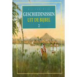 Nederlands, Geschiedenissen uit de Bijbel - deel 2, B.J. van Wijk
