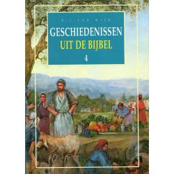 Nederlands, Geschiedenissen uit de Bijbel - deel 4, B.J. van Wijk