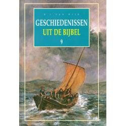 Nederlands, Geschiedenissen uit de Bijbel - deel 9, B.J. van Wijk