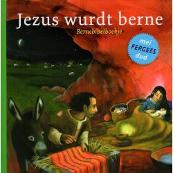 Fries, Kinderboek, Jezus wurdt berne, Marijke ten Cate