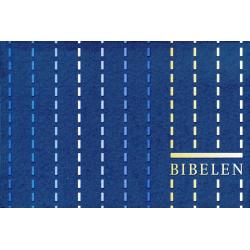 Deens, Bijbel, Mini formaat, Dwarsligger