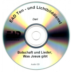 Dari, CD, Wat Jezus geeft