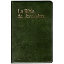 Frans, Bijbel, Jérusalem, Klein formaat, Soepele kaft, Foedraal
