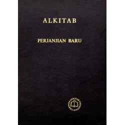 Maleis/Bahasa, Nieuw Testament, Medium formaat, Harde kaft