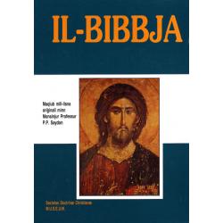 Maltees, Bijbel, Groot formaat, Harde kaft