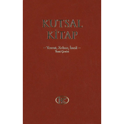 Turks, Bijbel, Revision 2008, Groot formaat, Harde kaft