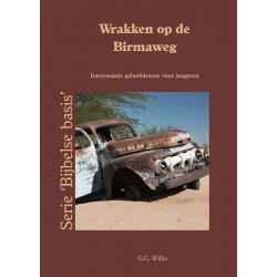 Nederlands, Brochure, Wrakken op de Birmaweg, G.C. Willis
