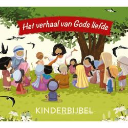 Nederlands, Kinderbijbel, Het verhaal van Gods liefde, Cecilie Fodor