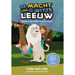 Nederlands, Kinderboek, De macht van de witte leeuw, Coen Nuijten