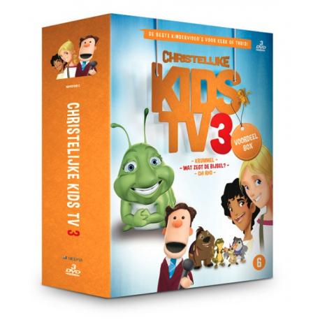 Wonderlijk Nederlands, Kinder DVD, Christelijke kids TV (deel3) DQ-59