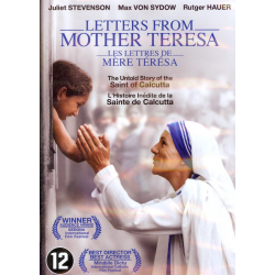 DVD, Letters Of Mother Teresa, Meertalig