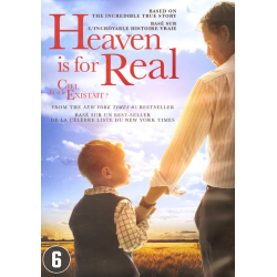 DVD, Heaven is for real, Meertalig