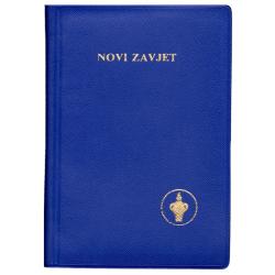 Kroatisch, Nieuw Testament, Klein formaat, Soepele kaft
