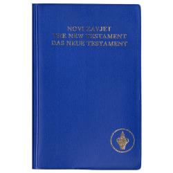 Kroatisch, Nieuw Testament, Klein formaat, Soepele kaft, Meertalig