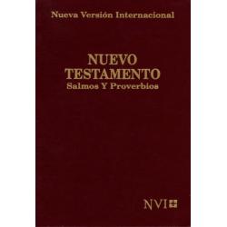 Spaans, Nieuw Testament & Psalmen & Spreuken, NVI, Klein formaat, Paperback