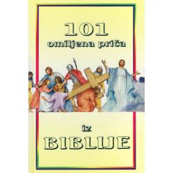 Kroatisch, Kinderbijbel, 101 Favoriete Bijbelverhalen, Ura Miller