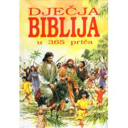 Kroatisch, Kinderbijbel in 365 vertellingen, M. Batchelor, Harde kaft