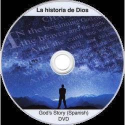Spaans, DVD, God's Story van schepping tot eeuwigheid