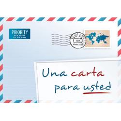 Spaans, Brochure, Een brief voor jou!