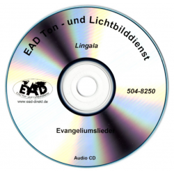 Lingala, CD, Gospelsongs