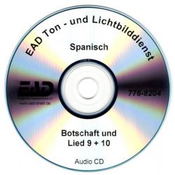 Spaans, CD, Bijbelse boodschap en Liederen