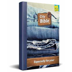 Engels, Nieuw Testament, Klein formaat,  Jeans Cover