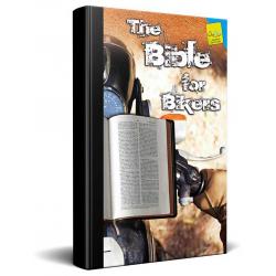 Engels, Nieuw Testament, ERV, Klein formaat, Biker Bible