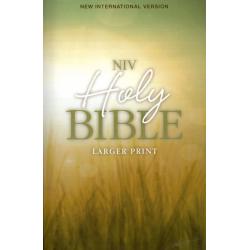 Engels, Bijbel, NIV, Groot formaat, Grote letter