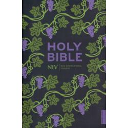 Engels, Bijbel, NIV, Medium formaat, Paperback, Druiven