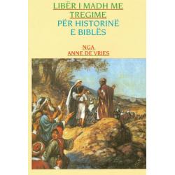 Albanees, Kinderbijbel, Groot vertelboek voor de Bijbelse geschiedenis, A. de Vries